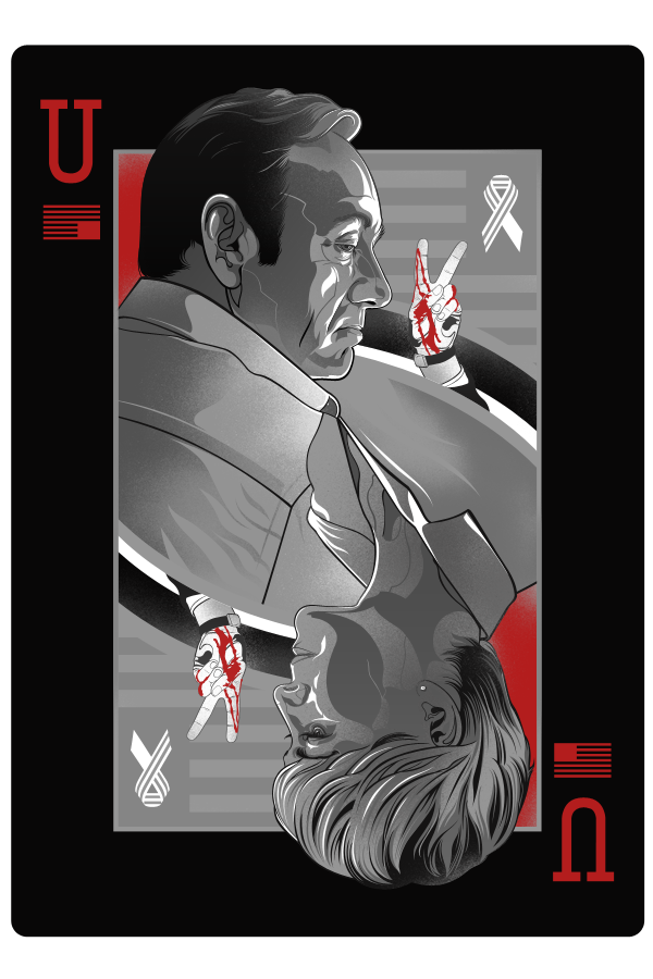 House Of Cards by Aseo on DeviantArt