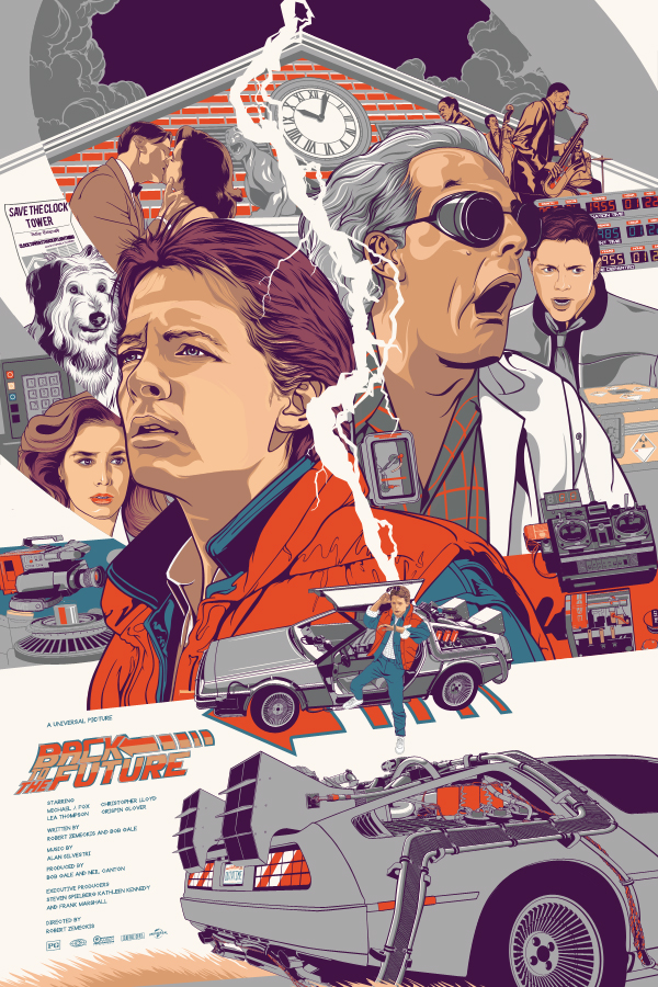 Back To The Future by Aseo