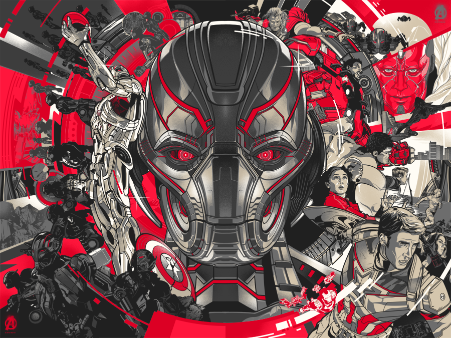 Avengers Age Of Ultron By Iloegbunam On Deviantart: Avengers Age Of Ultron By Aseo On DeviantArt