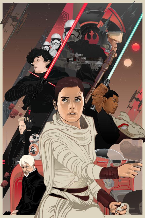 SW: Force Awakens