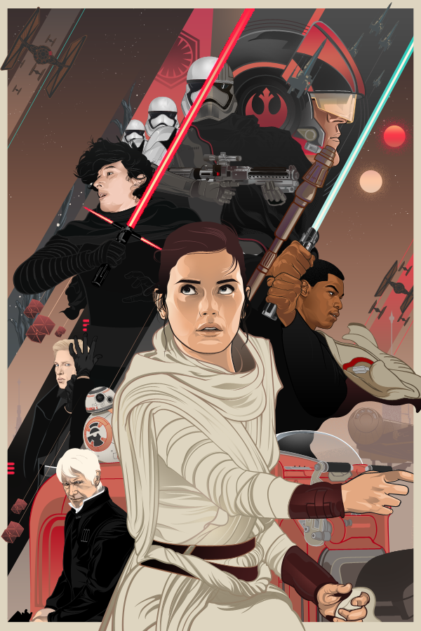 SW: Force Awakens by Aseo