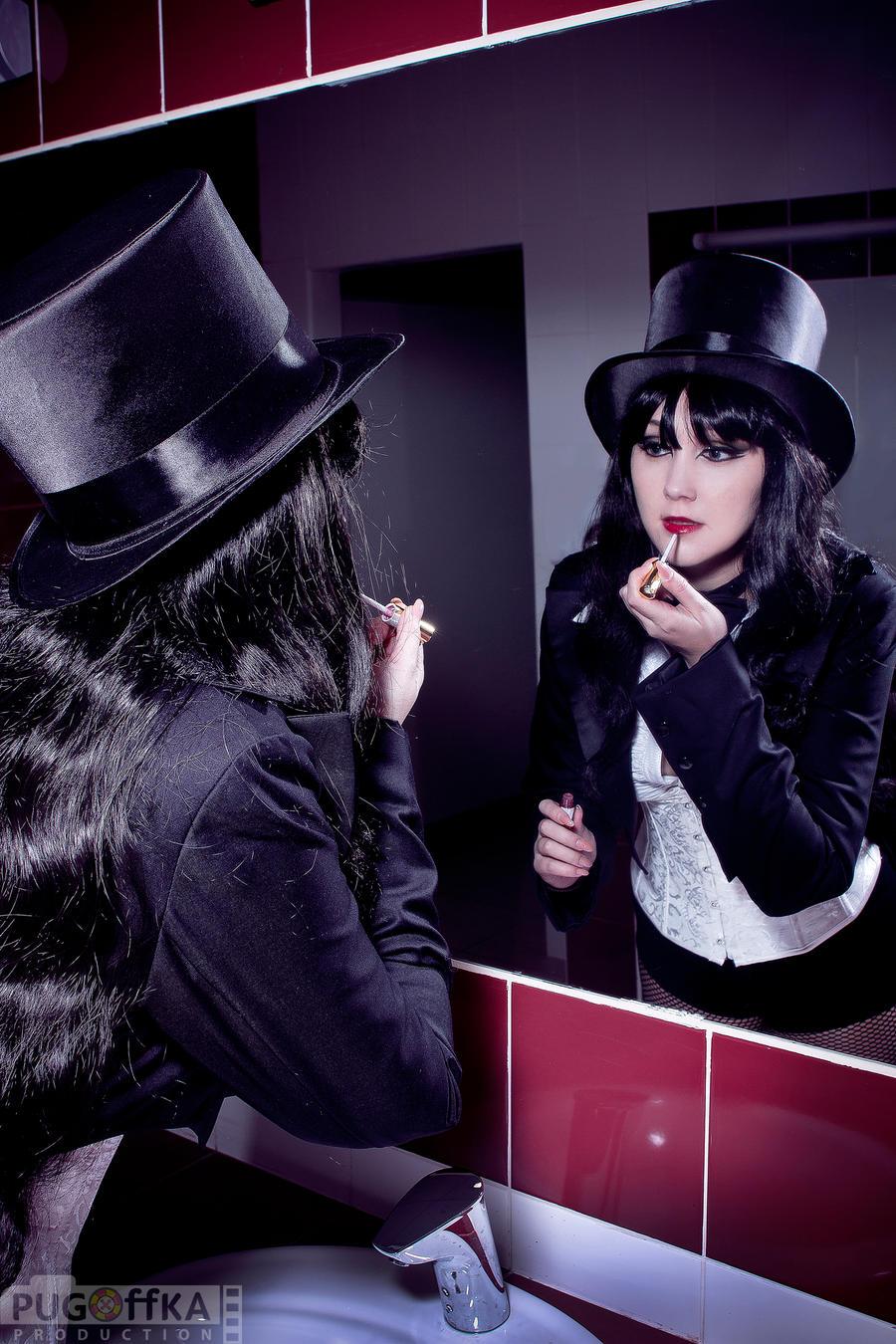 backstage - mirror by Reryuuzu
