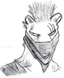 Quick Sabu sketch