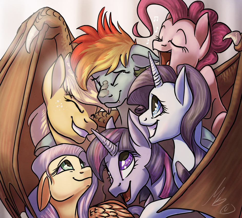 That's what friends are for by gonedreamer