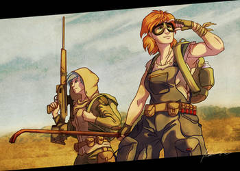 F:RU - those chicks from mojave by monere-lluvia