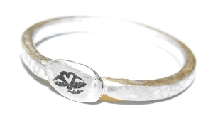 Winged Heart Ring by JLHilton