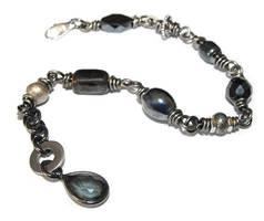Spacepunk Bracelet VIII by JLHilton