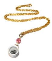 Dormouse Necklace by JLHilton
