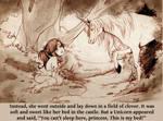 Children's book: Unicorn page