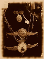 ConTemporal 2014: Magpie Jewelry by JLHilton