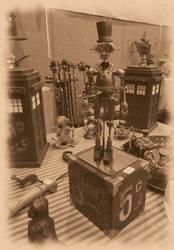 ConTemporal 2014: Toys by JLHilton