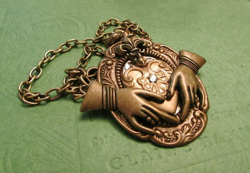 Another Steampunk Claddagh pic 2