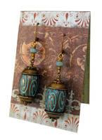 Victorian Carnival Earrings by JLHilton