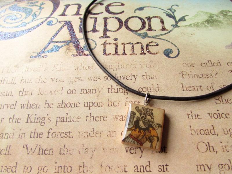 Tarot Fool pendant by JLHilton