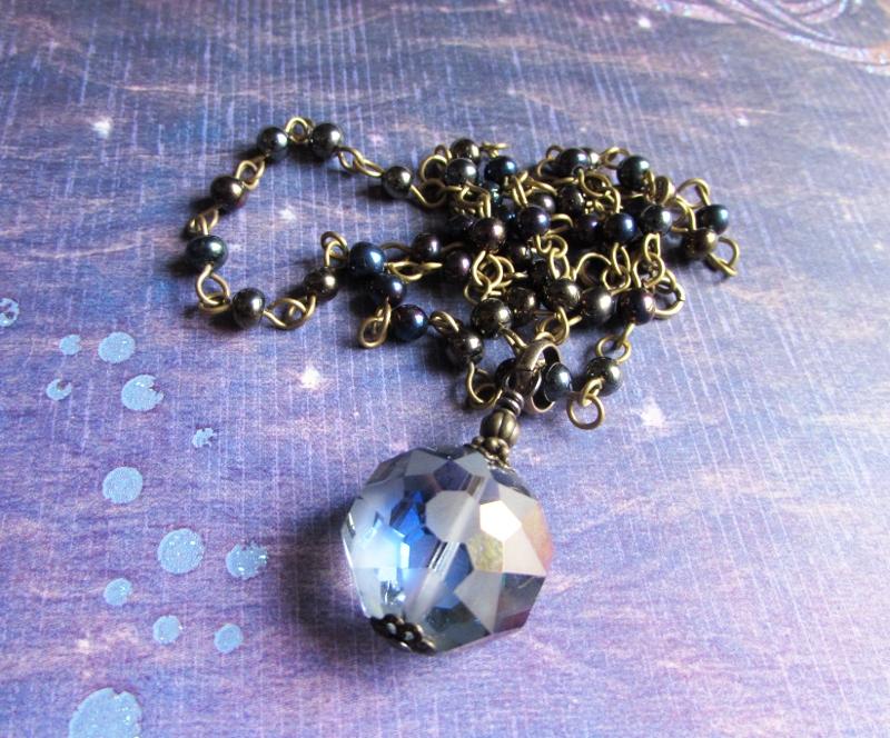 Star Jewel Necklace by JLHilton