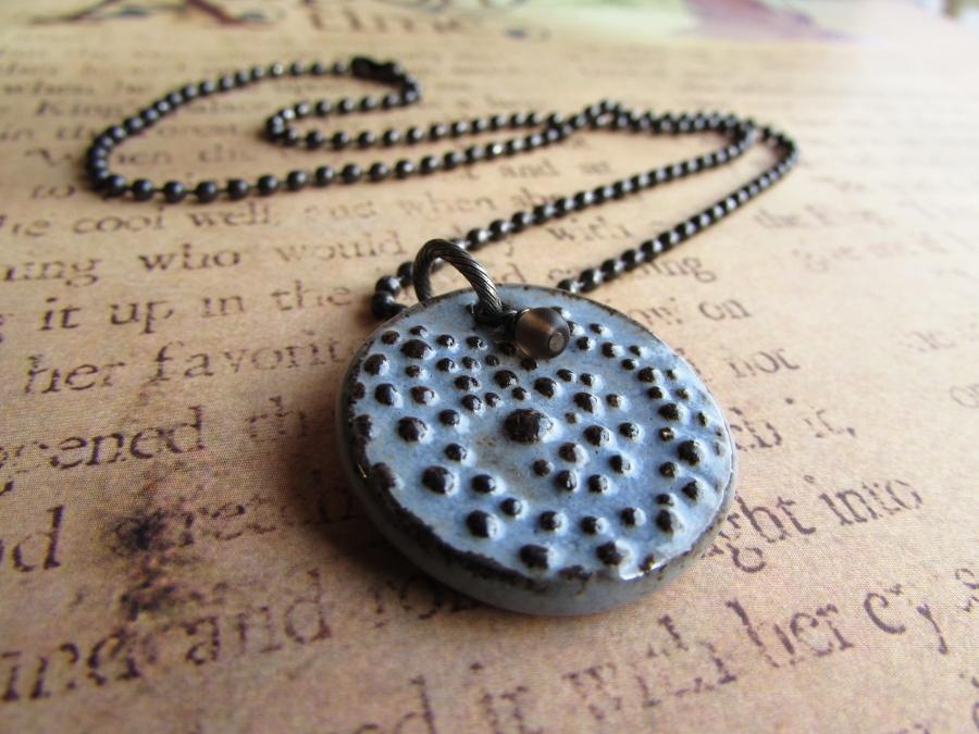 Spacepunk necklace by JLHilton
