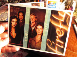 Firefly holiday card by JLHilton