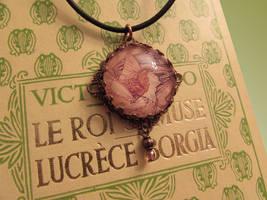 Victorian Fairy Pendant by JLHilton