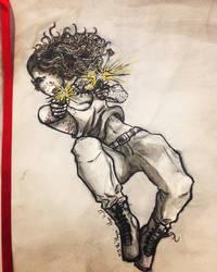 The Slayer : Lyade (Chimere est fleur) by Aleyn-Kidd