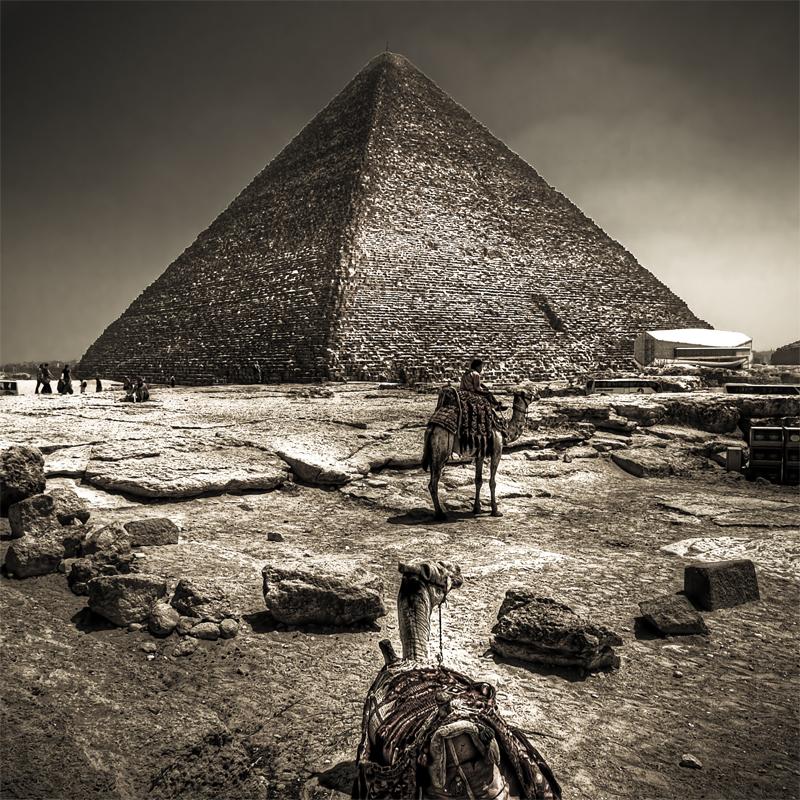 Giza Legends by KhalllodY