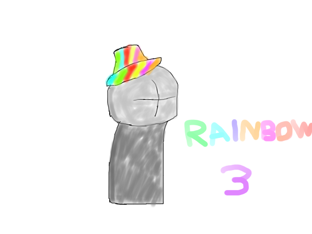 Rainbow3 by Noob1029
