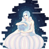Moon Goddess by Disorder-Chaos
