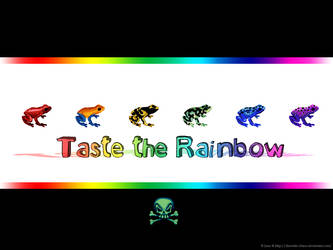 Taste The Rainbow by Disorder-Chaos