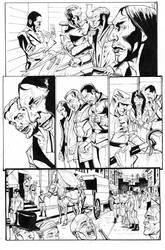 Dead West Antebellum: Rebel Run pg1