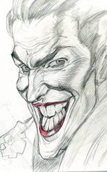 Joker by MonsterSaw