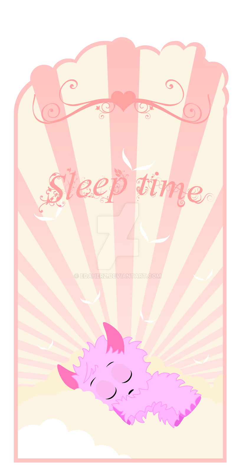 Sleep time by EdaHerz