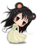 Contest Entry Chibi Girl