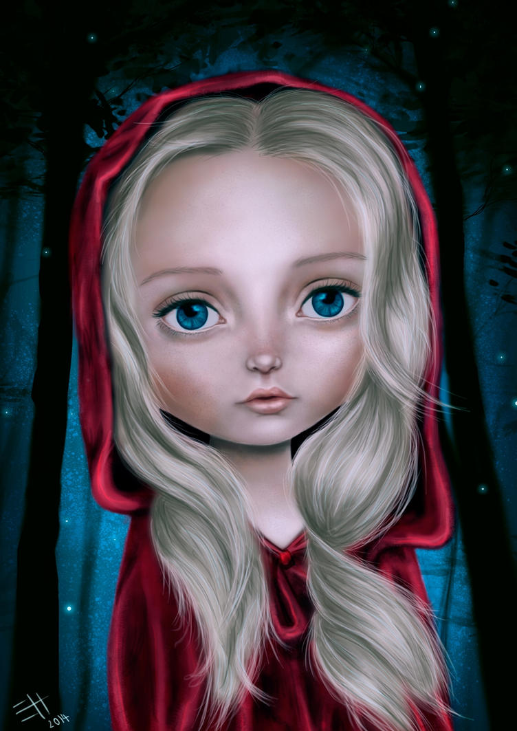 Little Red Riding Hood by EdaHerz