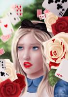 Alice In Wonderland by EdaHerz