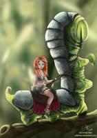 Caterpillar by EdaHerz