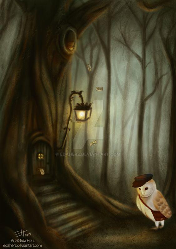 Home Sweet Home by EdaHerz