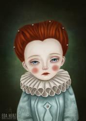 Elizabethan Lady