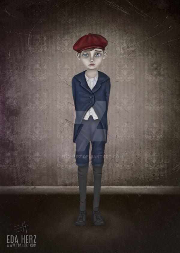 Gorra Roja by EdaHerz