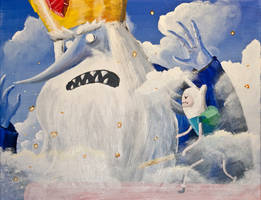 Attack on Ice King