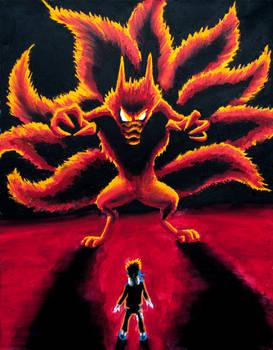 Confronting Kurama