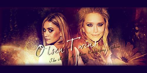 Olsen Twins - banner by ~xXx-FLOR-xXx on deviantART