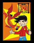 Jake Long -The american Dragon