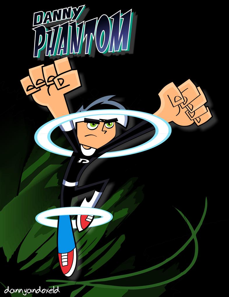amazing danny phantom by dannyandoxeld on deviantart