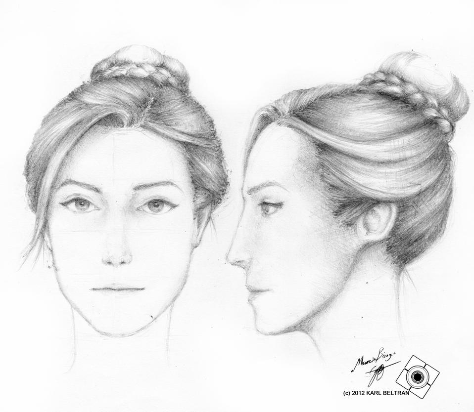 Marzia Hair 1940 trend by JupiterGrace