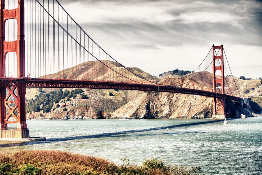Golden Gate Bridge by kangmlee