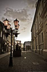 Swiebodzin Town hall by olekHektor