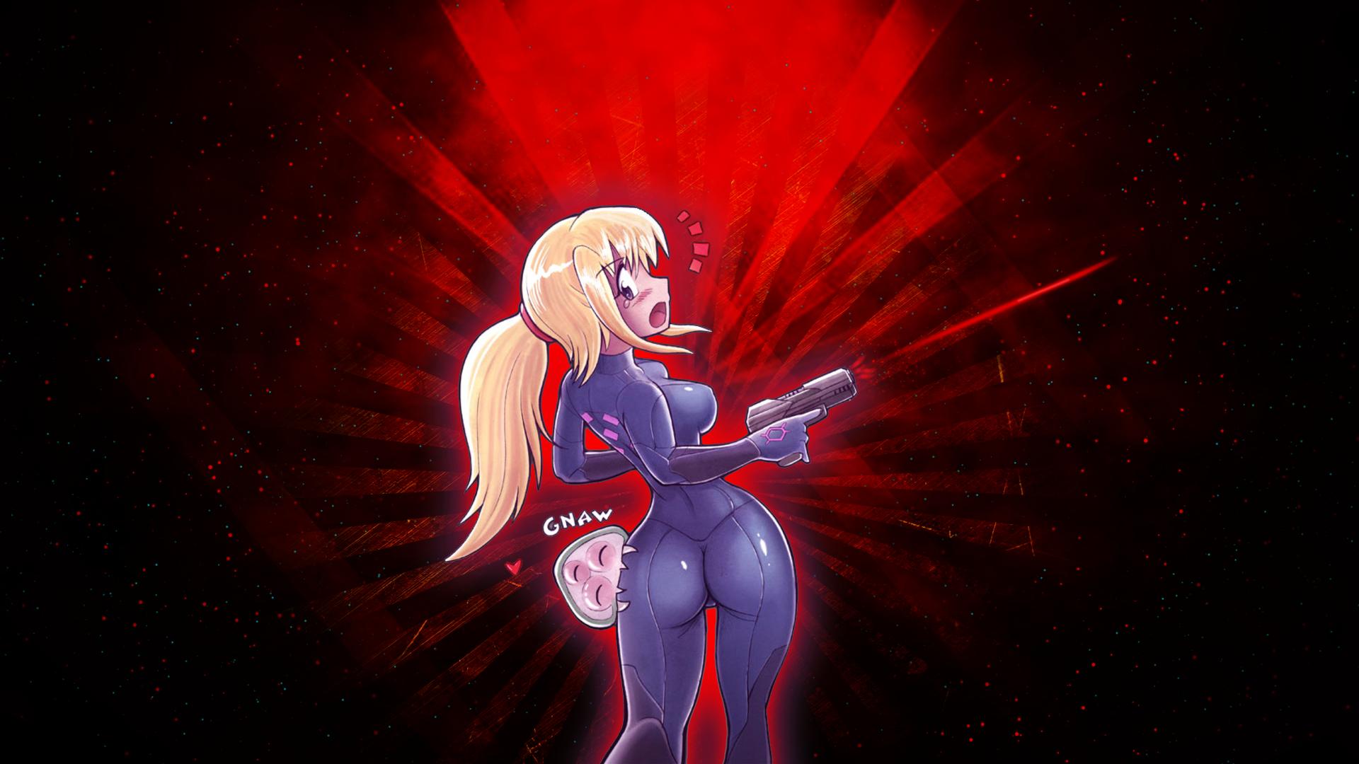 Tags: Anime, Bellhenge, Super Smash Bros., Link, Samus Aran,