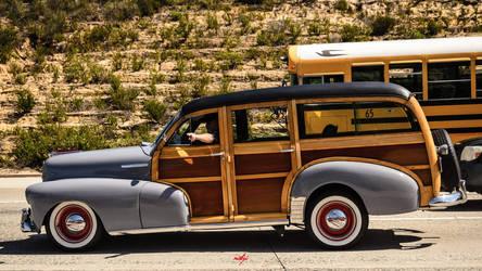 1947 Chevrolet Woodie by NIDJI-photographisme