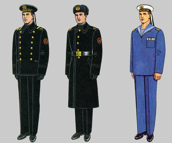 Soviet Army Uniforms 5...