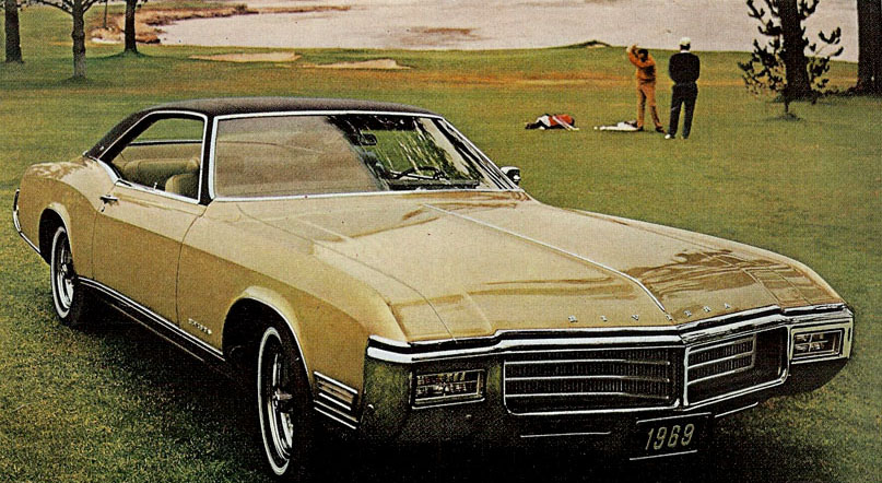 After the age of chrome and fins : 1969 Buick by Peterhoff3