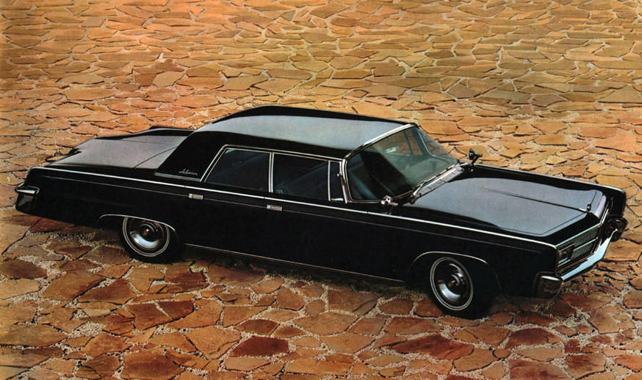 After the age of chrome and fins : 1965 Imperial by Peterhoff3